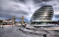 The London City Hall Stock Images
