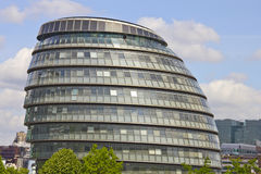 London City Hall Building Stock Images