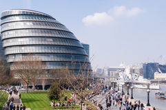 The London City Hall Building Stock Photography