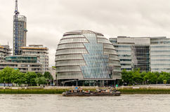 London City Hall Royalty Free Stock Image