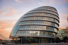 London City Hall in Southwark Stock Photography