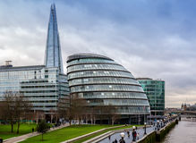 London City Hall Royalty Free Stock Photos