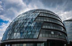 London City Hall Royalty Free Stock Photo