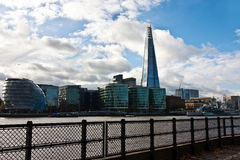 London city landscape Royalty Free Stock Image