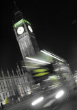 LONDON CITY LIGHT Royalty Free Stock Photo
