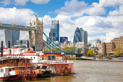LONDON,  City of London Royalty Free Stock Images