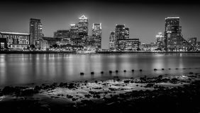London City by night Royalty Free Stock Image