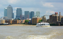 London City skyline Stock Photo