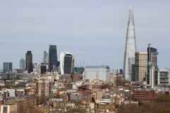 London City skyline Stock Image