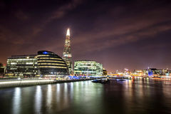 London city, UK England. London cityscape around Southwark, on the south bank of the River Thames near Tower Bridge stock images