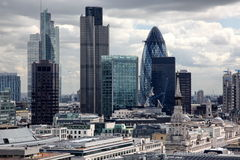 London city, UK Royalty Free Stock Image