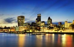 London city, UK Royalty Free Stock Images