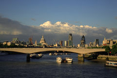 London city view Royalty Free Stock Images