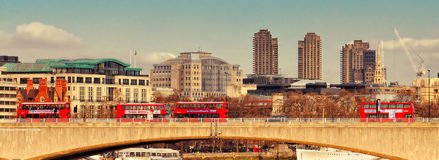London city view Royalty Free Stock Photos