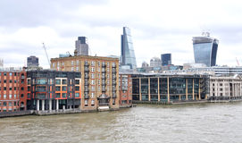 London city view Royalty Free Stock Photography