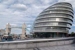 London Cityhall Stock Photography