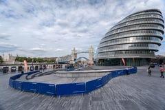 London Cityhall Royalty Free Stock Photography