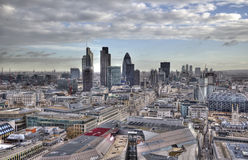 London Cityscape Stock Photography