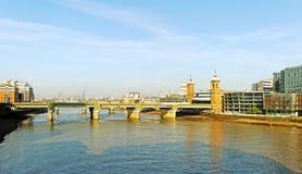 London cityscape. Royalty Free Stock Image