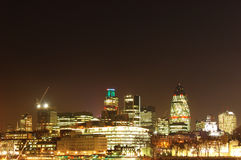 London cityscape Stock Images