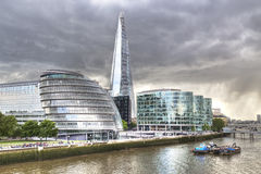 London Cityscape Royalty Free Stock Photos