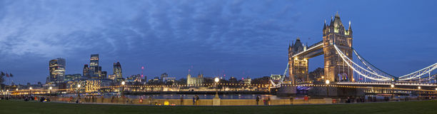Free London Cityscape Panoramic Royalty Free Stock Image - 63973916