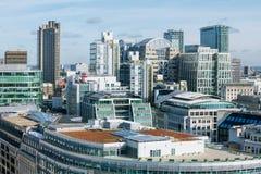 London cityscape Royalty Free Stock Image