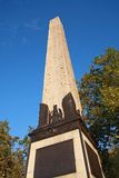 London, Cleopatra's Needle Stock Photography