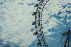 London-Coca- Colaauge Stockfoto