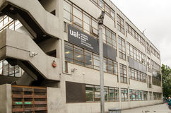 London College of Communications, Southwark Stock Photo