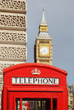 London communication Stock Photo