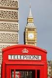London communication Stock Photo