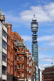 London Communications Tower Royalty Free Stock Photos