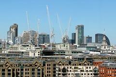 London construction Stock Photos