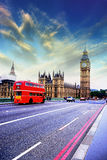 London of coulors Royalty Free Stock Photography