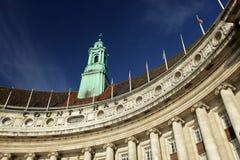 London County Hall Royalty Free Stock Image
