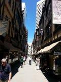 London Court Perth Western Australia shopping Stock Image