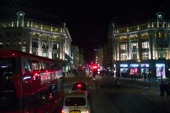 London Cross stock photos