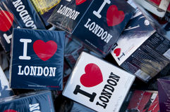 The London cube Royalty Free Stock Photography