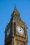 LONDON - DEC 9 : Close up view of Big Ben in London on Dec 9, 20 Royalty Free Stock Image