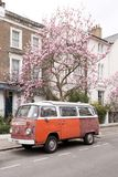 London in der Blüte Lizenzfreies Stockbild