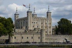 London, der Turm Lizenzfreies Stockfoto