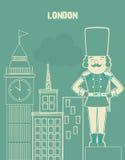 London  design Stock Photo