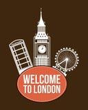 London design Royalty Free Stock Image