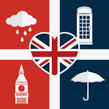 London design. Stock Images