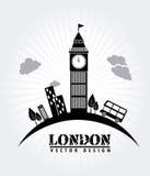 London  design Stock Photos