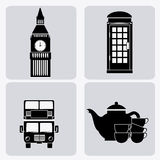 London design. Stock Photo