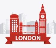London design. Royalty Free Stock Image