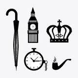 London design. Royalty Free Stock Images