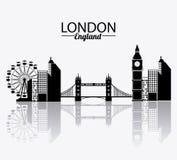 London design. Stock Image